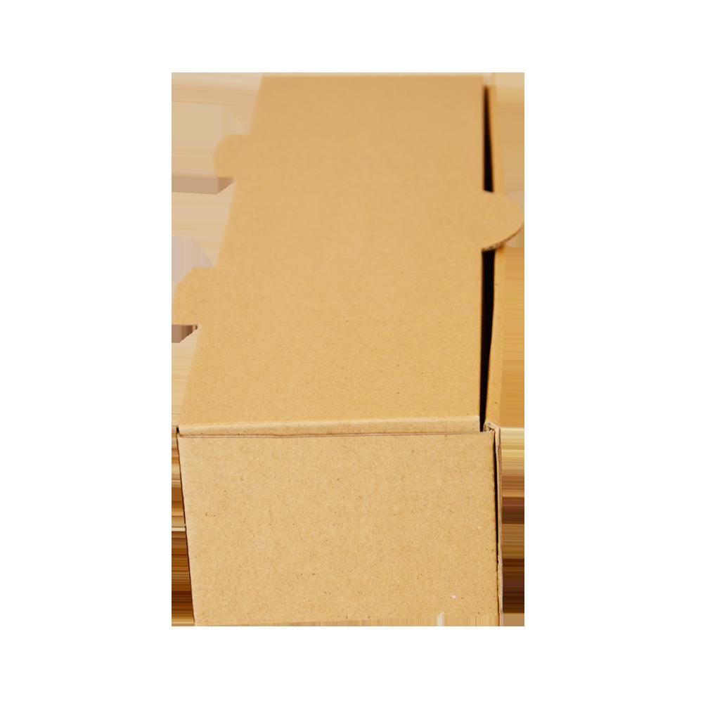 جعبه هات داگ بدون چاپ کرافت 100 عددی عرضی